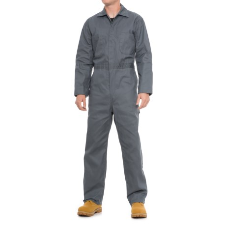 Walls Unlined Twill Coveralls - Long Sleeve (For Men)