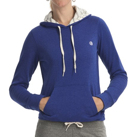 Element Colbie Pullover Hoodie Sweatshirt - Fleece (For Women)