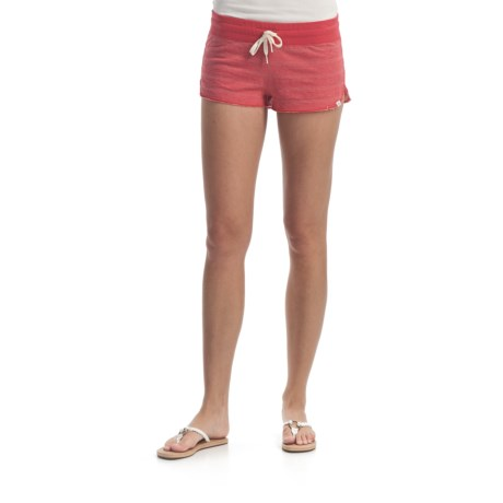 Element Lotus Shorts - Cotton Terry (For Women)