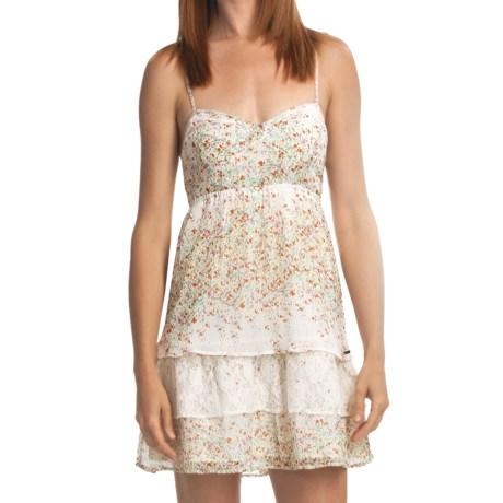 Element Corina Dress - Lace Trim, Criss-Cross Straps (For Women)