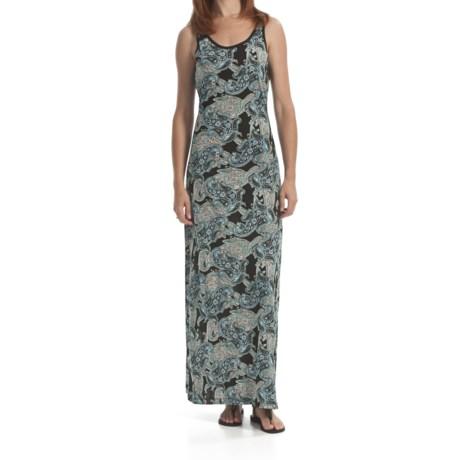 Element Festival Maxi Dress - Cotton, Sleeveless (For Women)