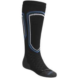 Lorpen Midweight Ski Socks - Merino Wool Blend, Over-the-Calf (For Men and Women)