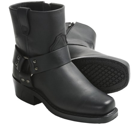"Dingo Dakota Harness Boots - Leather, 6"" (For Women)"