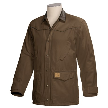 Powder River Jacket - Canvas Rancher  (For Men and Women)
