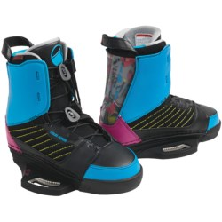 Liquid Force Harley Wakeboard Bindings (For Men)