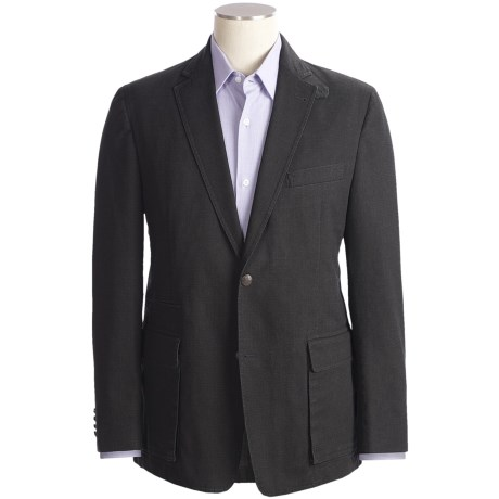 Kroon Waits Check Sport Coat (For Men)