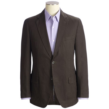 Kroon Taylor Sport Coat - Garment-Washed Cotton (For Men)