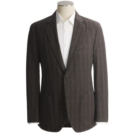 Kroon Shawn Faint Check Sport Coat (For Men)