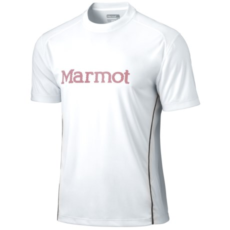 Marmot Windridge Graphic T-Shirt - UPF 50, Short Sleeve (For Men)