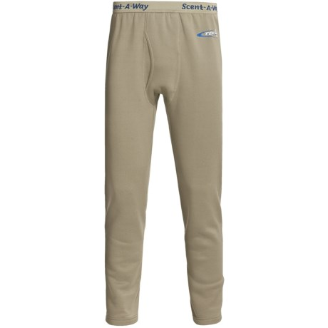 Hunter's Specialties Scent-A-Way Tek 4 Base Layer Bottoms - Heavyweight (For Men)
