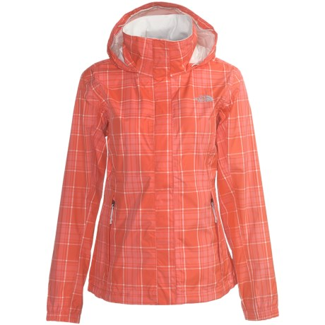 The North Face Novelty Resolve Jacket - Waterproof (For Women)