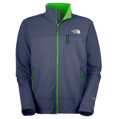 The North Face Apex Pneumatic Jacket - Soft Shell, Recycled Materials (For Men)