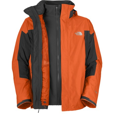 The North Face Condor Triclimate Jacket - Waterproof, 3-in-1 (For Men)