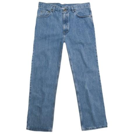 Bills Khakis Relaxed Denim Jeans - 5-Pocket (For Men)