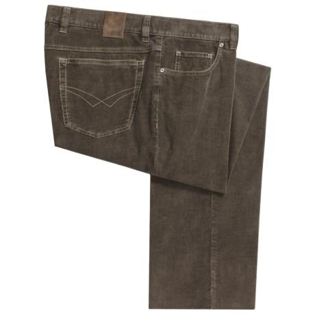 Hiltl John Inch Pants -  Corduroy, Unhemmed (For Men)