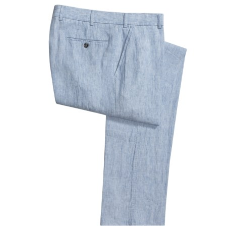 Hiltl Linen Pants (For Men)