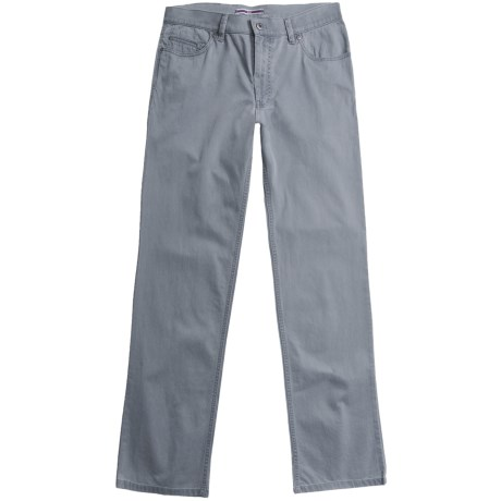 Hiltl 5-Pocket Stretch Cotton Pants (For Men)