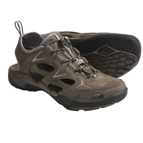 The North Face Hedgefrog Shoes - Leather (For Men)