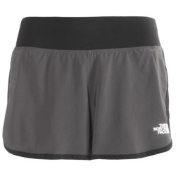The North Face Eat My Dust Shorts - UPF 30, Inner Briefs (For Women)