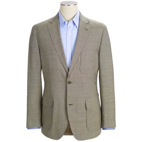 Kroon Harrison Beaded Wool Tonal Stripe Sport Coat (For Men)