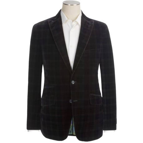 Kroon Viva Sport Coat - Italian Velvet (For Men)