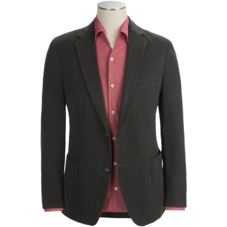 Kroon Sport Coat - Stretch Cotton Twill (For Men)