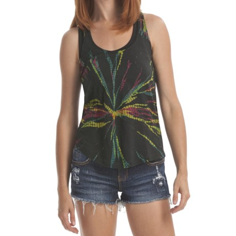 Billabong Trenchtown Tank Top - Organic Cotton, Racerback (For Women)