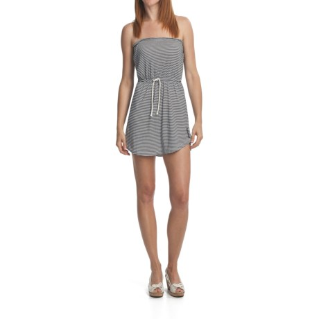 Billabong Count On You Bandeau Rope Dress - Drawcord Waist, Sleeveless (For Women)