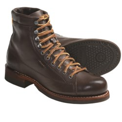 Caterpillar Cat The Omega Boots - Leather (For Men)