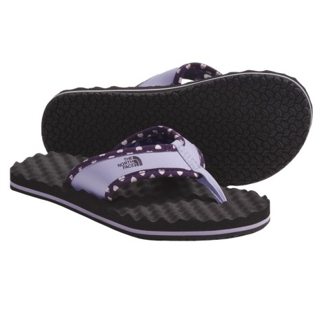 The North Face Base Camp Flip-Flop Sandals (For Girls)