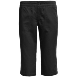 The North Face Tropics Knicker Capris - UPF 15, Cotton-Linen (For Women)
