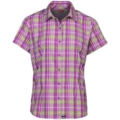 The North Face Boulder Penelope Shirt - UPF 30, Short Sleeve  (For Women)
