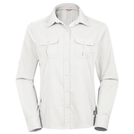 The North Face Boulder Kassie Shirt - UPF 30, Long Sleeve (For Women)
