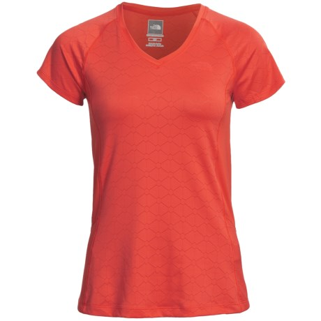 The North Face Havoc T-Shirt - UPF 50, Short Sleeve (For Women)