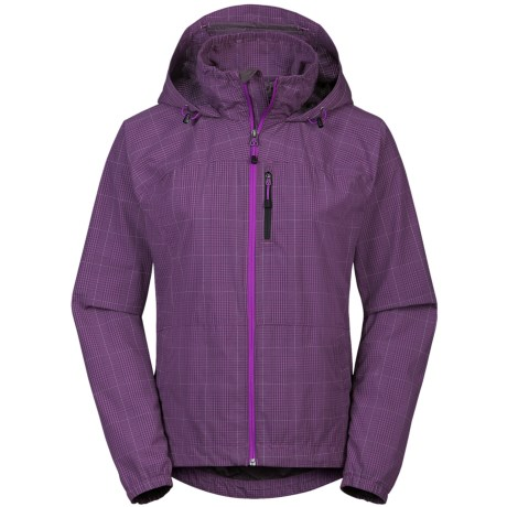 The North Face Snake Wind Jacket - UPF 30 (For Women)