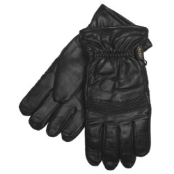 Auclair Accordion Knuckles Thinsulate® Gloves - Insulated, Leather (For Men)