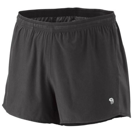 Mountain Hardwear Ultrarefuel Shorts - UPF 30 (For Men)
