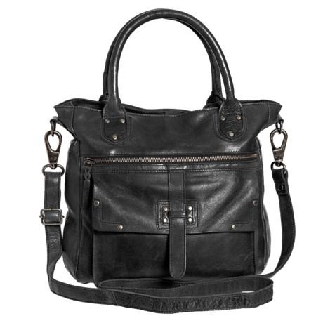 Latico Walker Shoulder Bag - Leather (For Women)