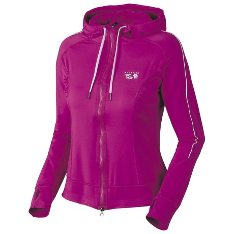 Mountain Hardwear Mighty Power Hooded Jacket (For Women)