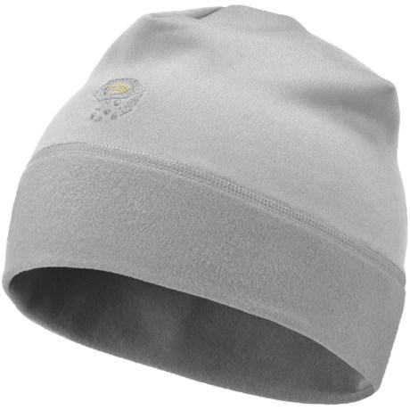 Mountain Hardwear Polartec® Micro Power Stretch® Dome Beanie Hat (For Men)