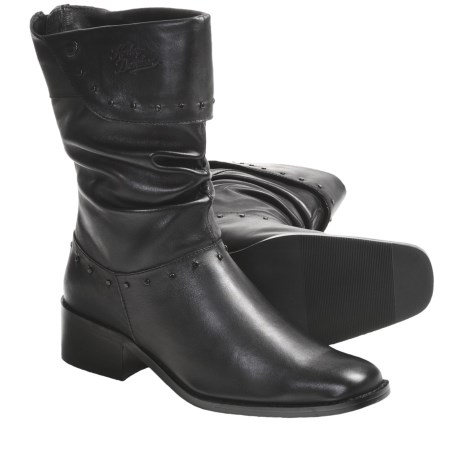 Harley-Davidson Leah Boots - Leather (For Women)