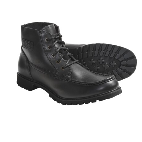 Harley-Davidson Paladin Boots - Leather, Moc Toe (For Men)