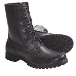 "Harley-Davidson Overland 9"" Boots- Full-Grain Leather, Side Zip (For Men)"