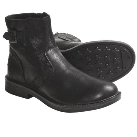 Harley-Davidson Cutler Slip-On Boots - Leather (For Men)