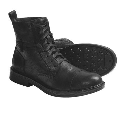"Harley-Davidson Cambridge 7"" Boots - Full-Grain Leather (For Men)"