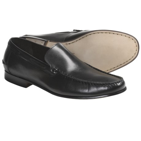 Gordon Rush Cary Shoes - Venetian-Style Loafer (For Men)
