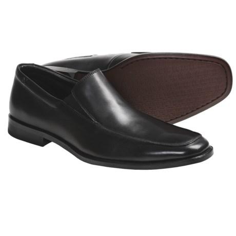 Gordon Rush Grayson Leather Shoes - Slip-On (For Men)