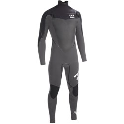 Billabong 403 Sol SG5 Chest Zip Full Wetsuit -  4/3mm, Long Sleeve (For Men)