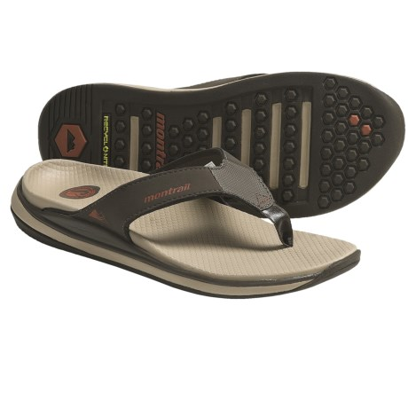 Montrail Molokai Sandals - Flip-Flops (For Men)