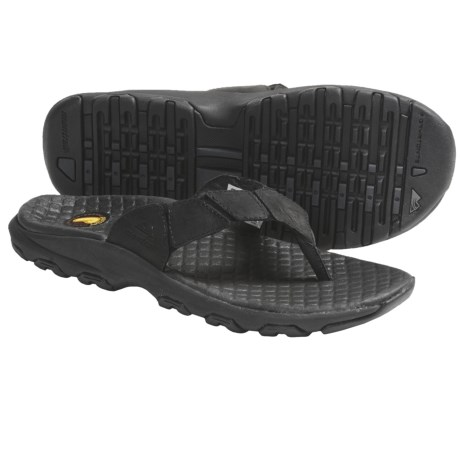 Montrail Ilikai Sandals - Flip-Flops, Leather (For Men)